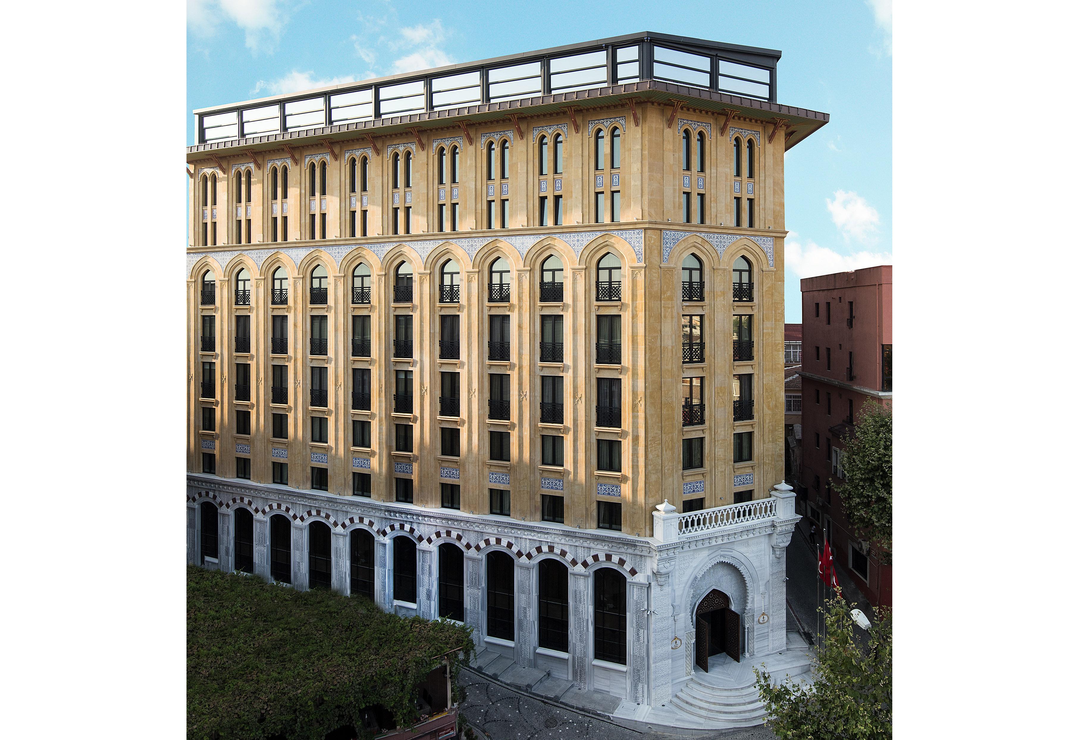 New 5-star Ajwa Hotel Sultanahmet opens in Istanbul, Turkey