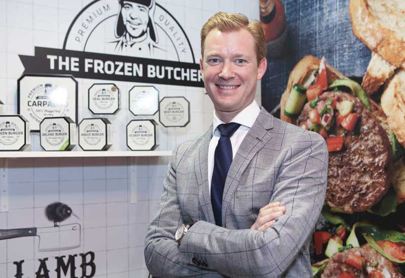 The Frozen Butcher makes MENA debut at Gulfood