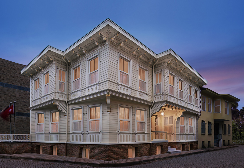 Ajwa Hotel Sultanahmet opens the first of Ajwa Houses in Turkey