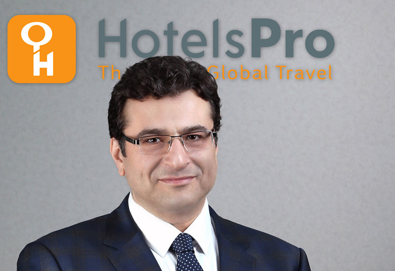 HotelsPro appoints new regional VP for MEASA