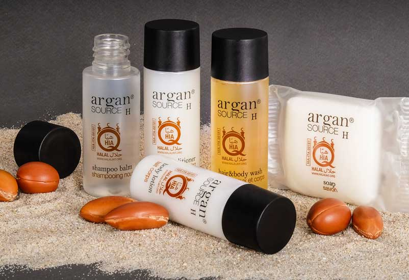 New halal certified 'green' amenities available