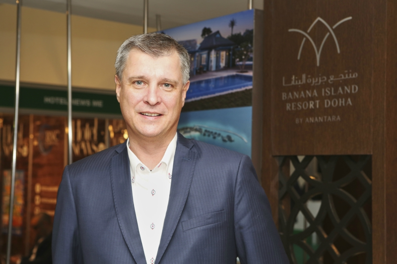 Anantara's Banana Island Resort Doha defies market expectations