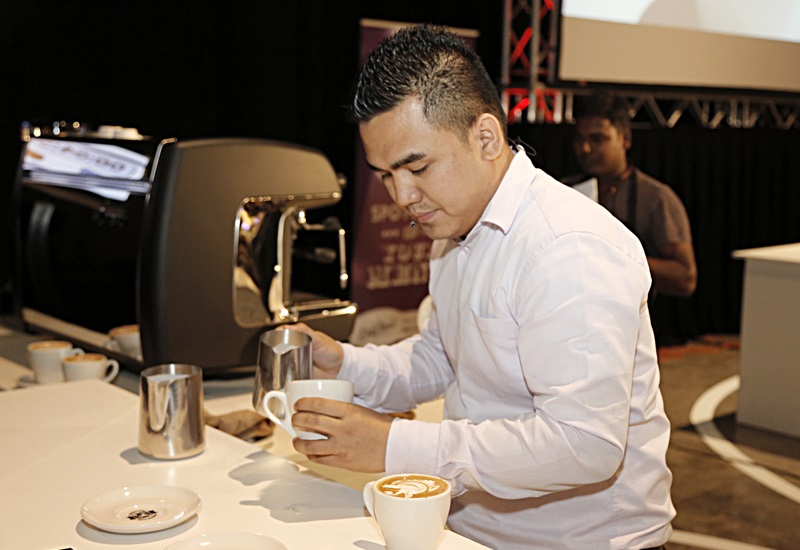 Dubai-based barista to compete at World Latte Art