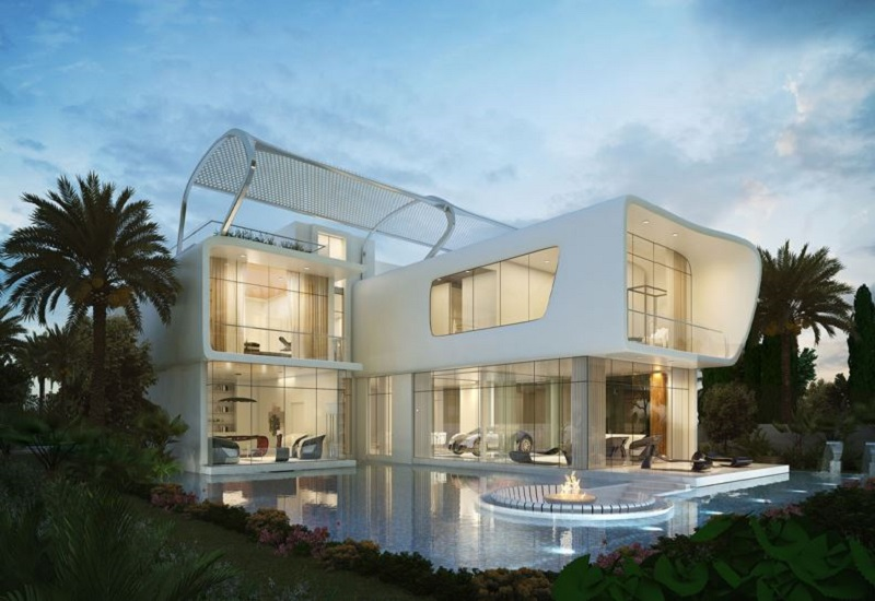 Damac to build Bugatti-inspired villas in Dubai
