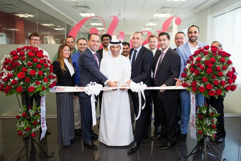Chef Middle East opens new Dubai-based regional distribution hub