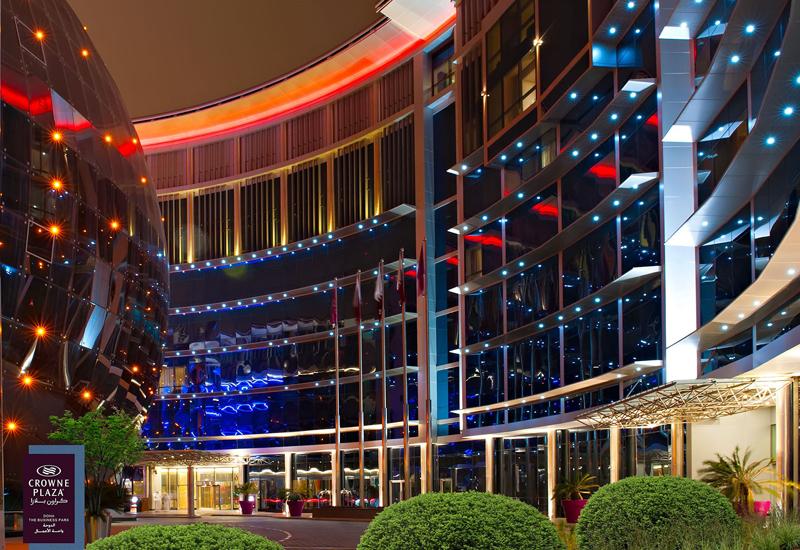 Crowne Plaza Doha receives accessible Qatar award
