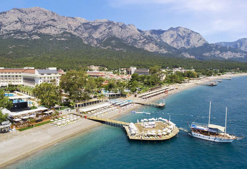 DoubleTree by Hilton Antalya - Kemer opens on the Turkish Riviera