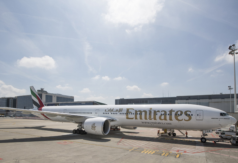 Emirates to double service to Brussels in November