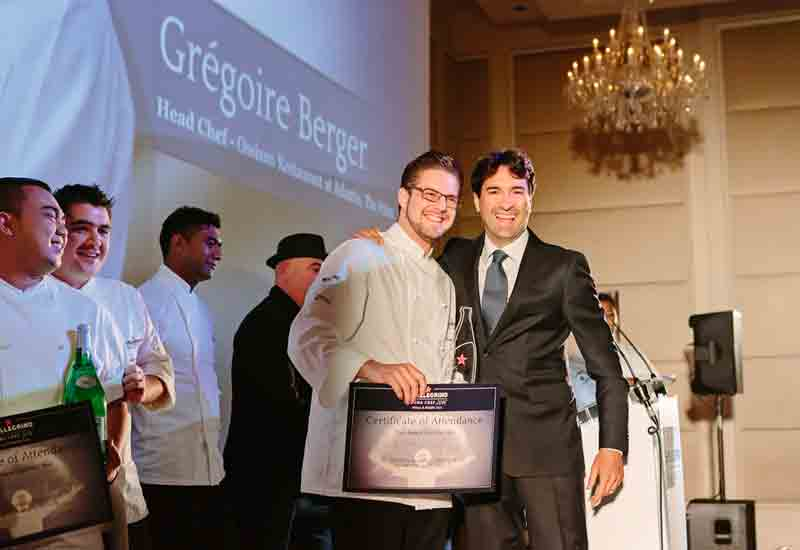 Hat-trick for UAE chefs at S.Pellegrino Young Chef