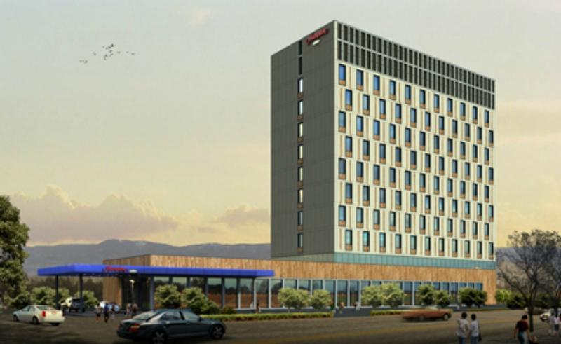 Hampton by Hilton opens ninth hotel in Turkey