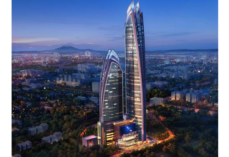 Hilton Worldwide signs three hotels in Africa