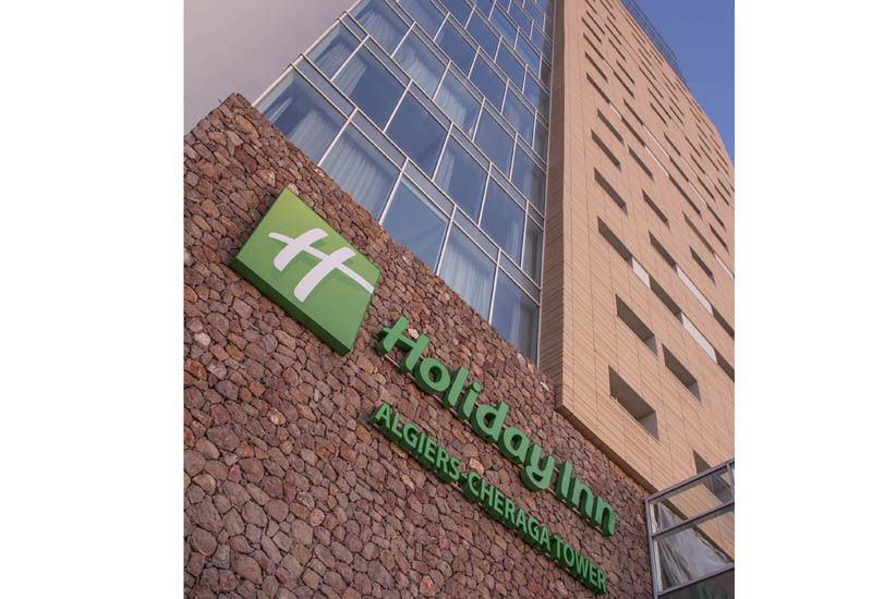 IHG debuts in Algeria with the Holiday Inn brand