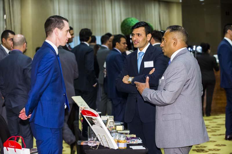 PHOTOS: Sponsors of 2017 Qatar Hospitality Summit