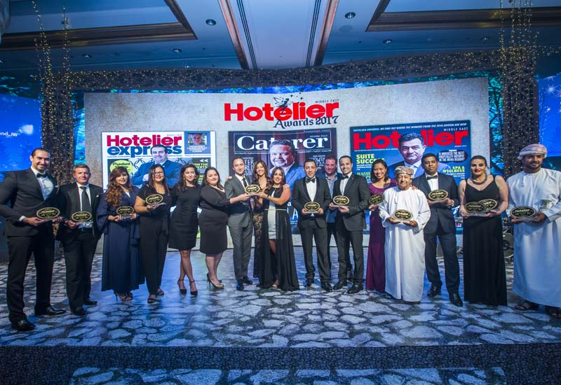 One month left to enter the Hotelier Middle East Awards 2018
