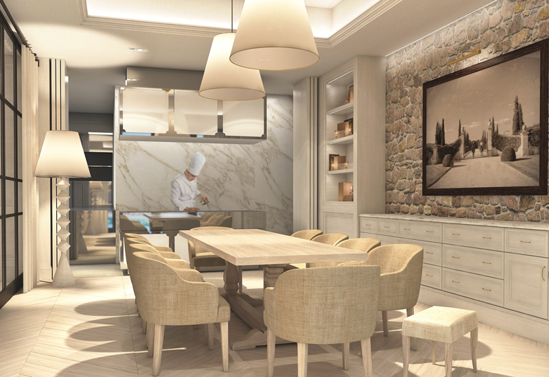 Il Borro to open within Jumeirah Al Naseem hotel