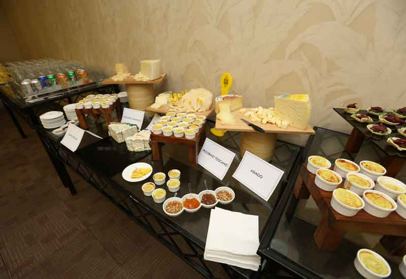 PHOTOS: Italian Cheese Conference at Gulfood 2015