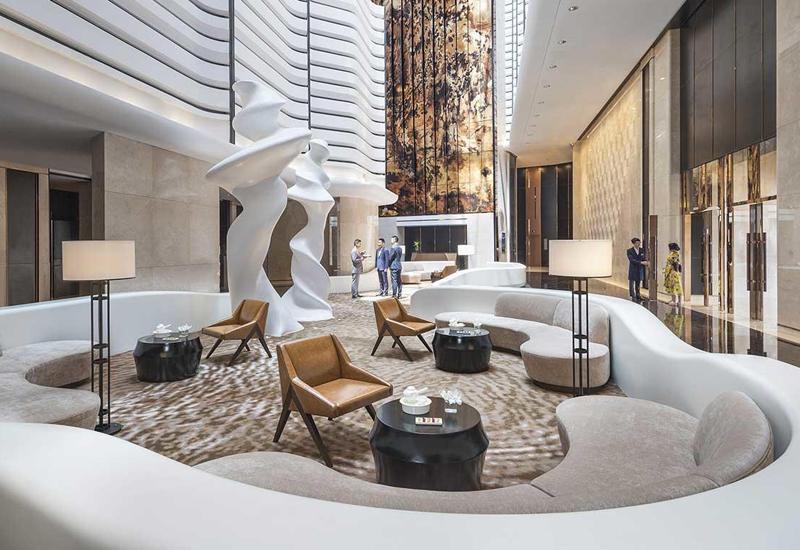 Dubai-based Jumeirah opens Zaha Hadid-designed hotel in China