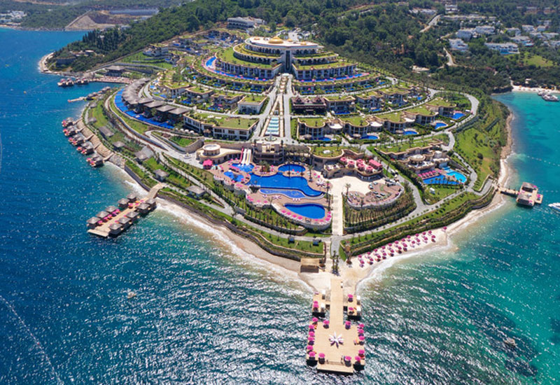 Jumeirah gets 2nd Turkey hotel with Bodrum reflag