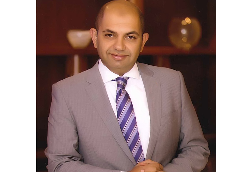 Khaled Shafik in DoSM role at Crowne Plaza Doha