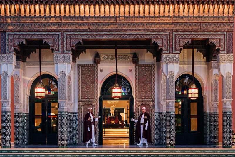 La Mamounia Marrakech deploys IDeaS revenue management system