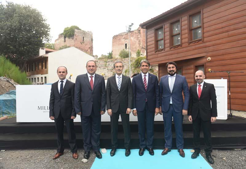 Millennium & Copthorne signs first Turkey hotel