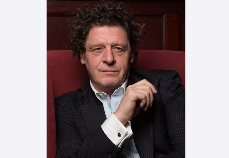 Celebrity chef Marco Pierre White bans Michelin Guide inspectors from his new restaurant