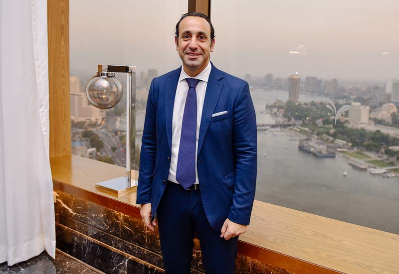 Hilton hires VP operations for Egypt and North Africa
