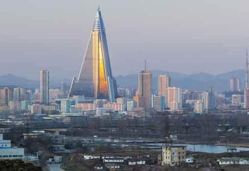 North Korea reportedly unveils new 'Hotel of Doom'