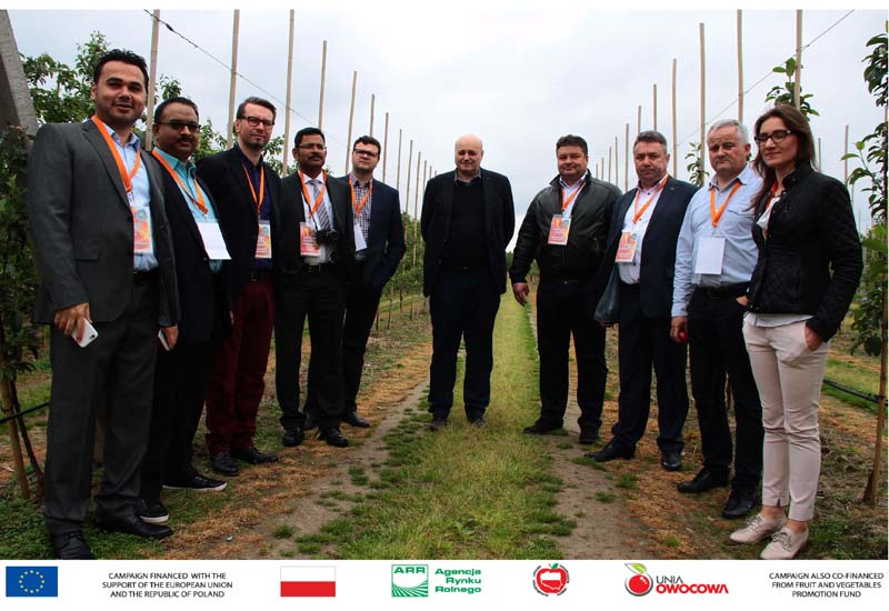 ADVERTORIAL: Visiting a European Orchard