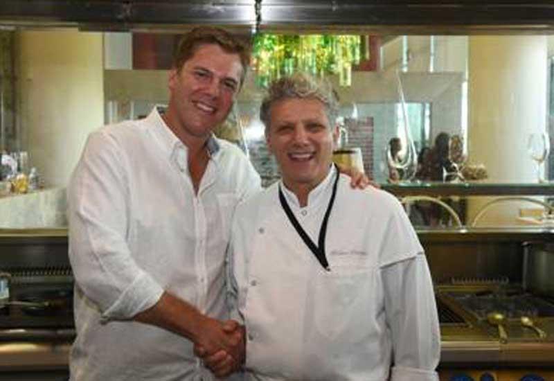 Antonio Mellino to bring Quattro Passi to Dubai