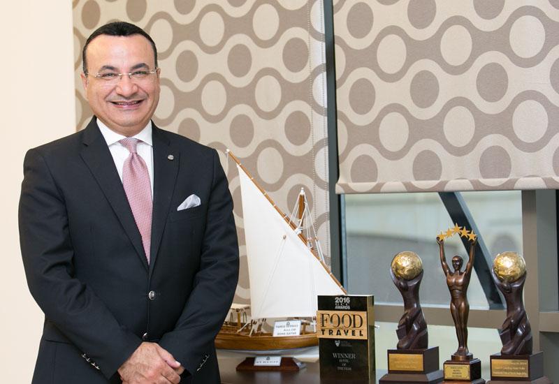 St Regis Doha GM Tareq Derbas elevated to AGM