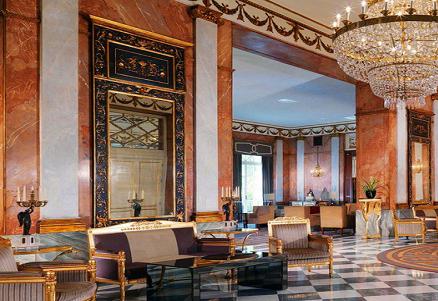 Katara Hospitality pinches Starwood Rome hotel