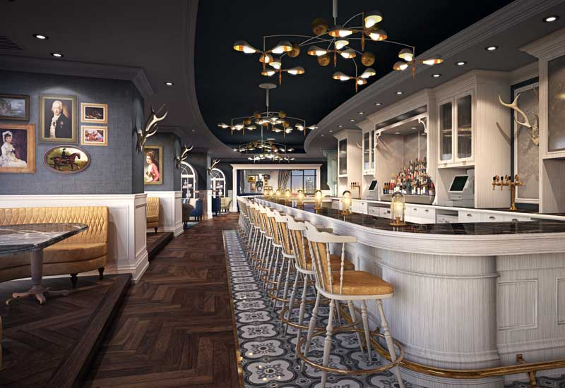 Canadian restaurant Weslodge launches in Dubai