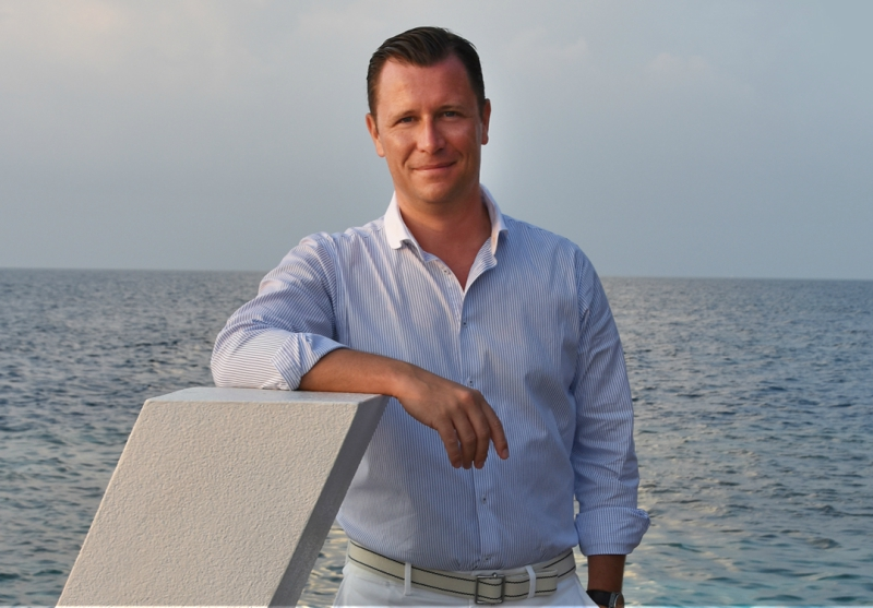 W Maldives welcomes new general manager