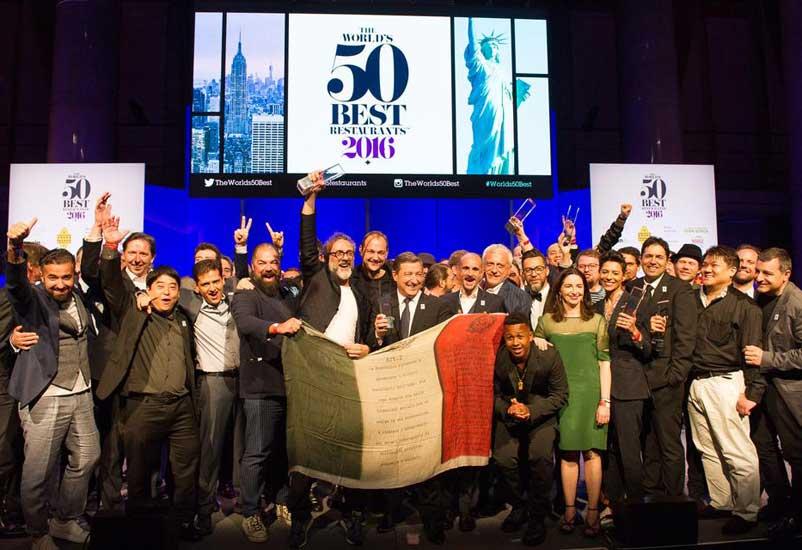 The World's Best Restaurant is revealed
