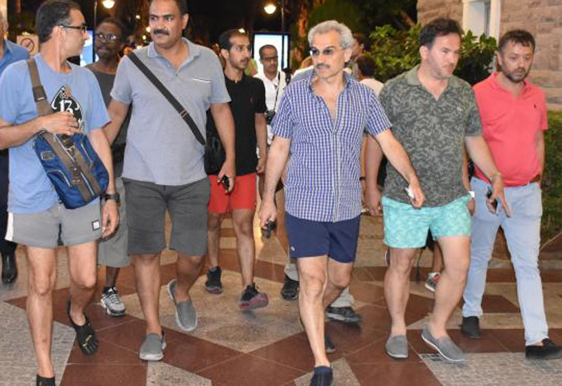 Saudi prince 'spends more than $700,000' on holiday at Bodrum hotel