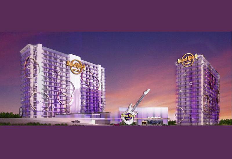 Hard Rock twin-tower hotel opening in Tenerife