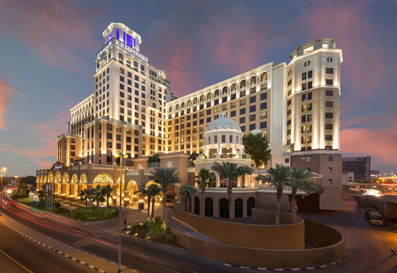 Kempinski is hiring a trainee for a six-month sales and PR internship