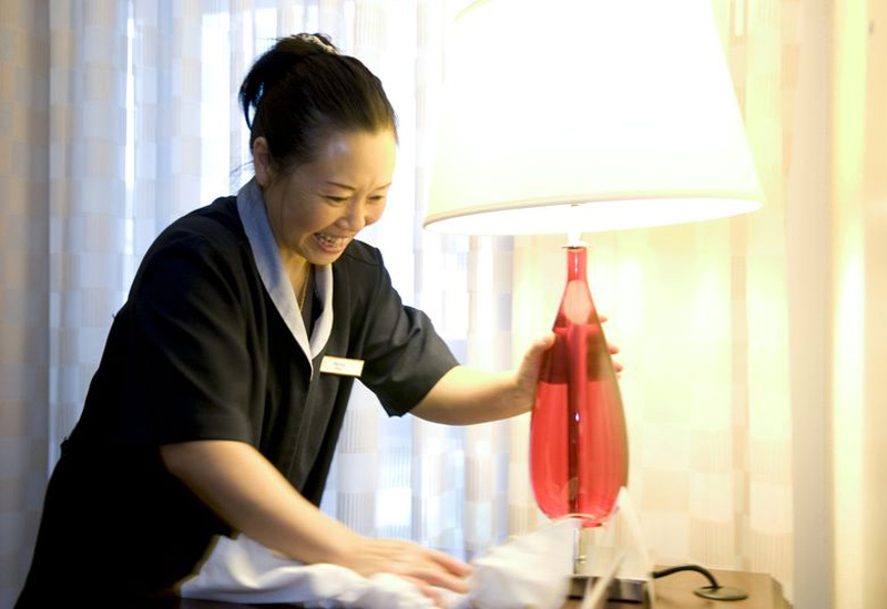 Marriott encourages guests to tip housekeepers