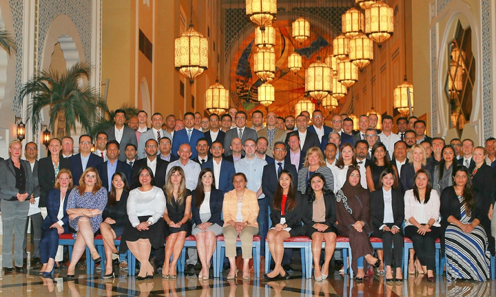 Movenpick Hotels & Resorts hosts 'Business Academy' leadership training in Dubai