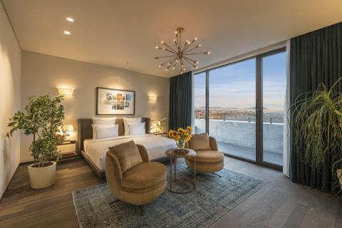 Hyatt opens first Unbound Collection hotel in Istanbul