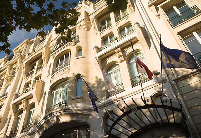 Chinese firm buys Paris Marriott for $554m
