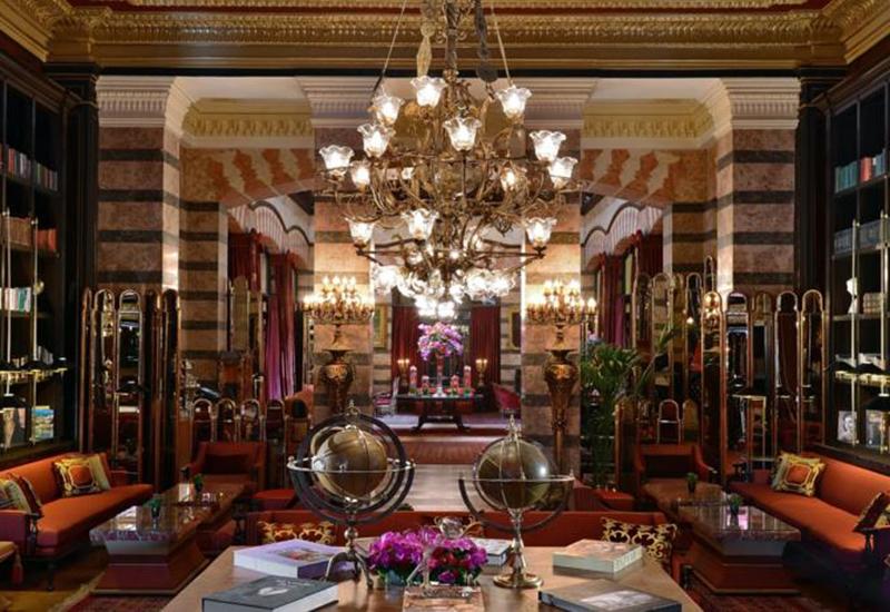 Pera Palace Hotel Jumeirah Istanbul celebrates 125th anniversary