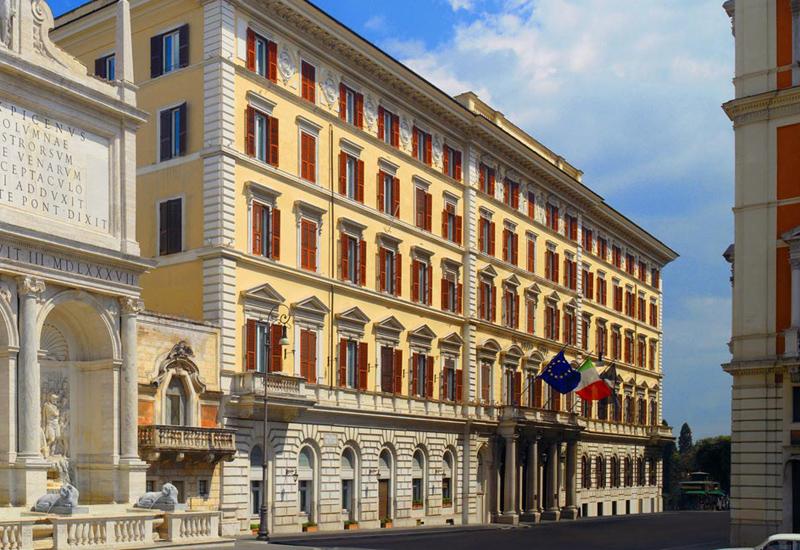 Qatar's Constellation buys St Regis Rome for $151m