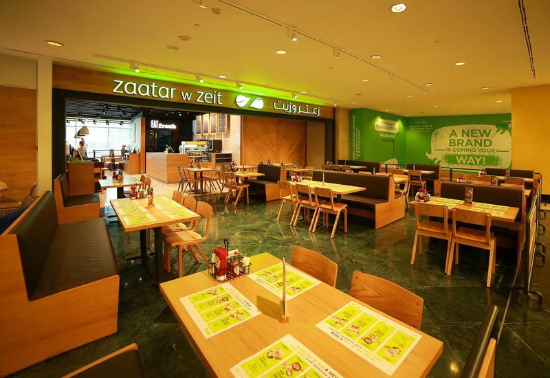 Revamped Zaatar W Zeit Opens In Abu Dhabi Mall Food Beverage