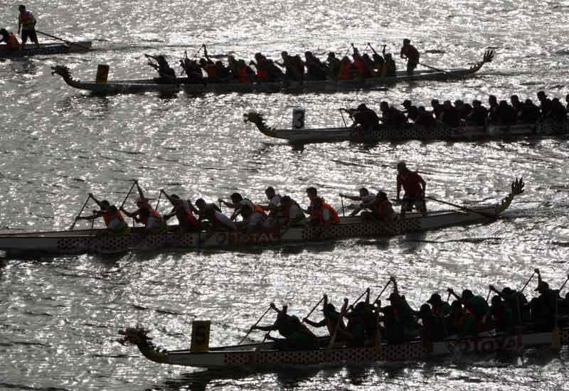 Dubai Dragon Boat Festival