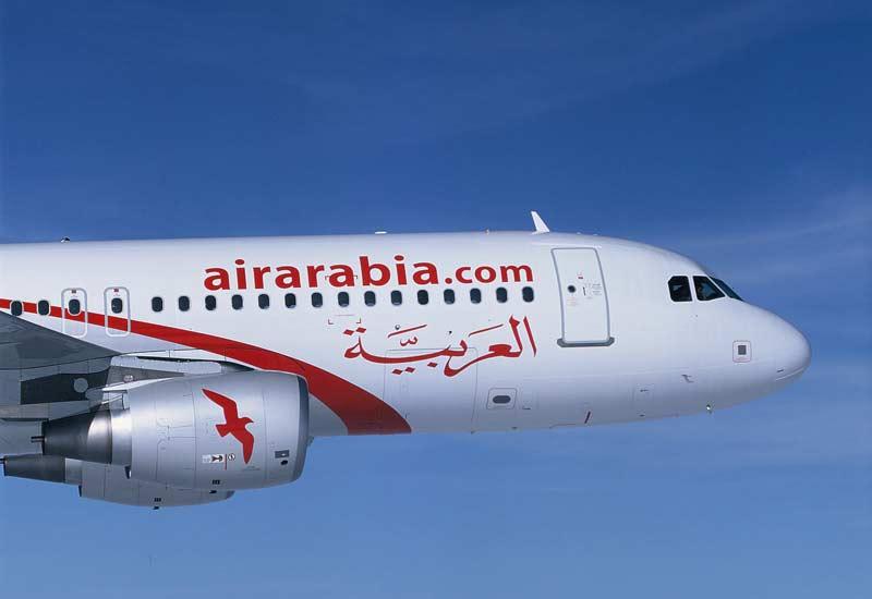 Air Arabia flying high
