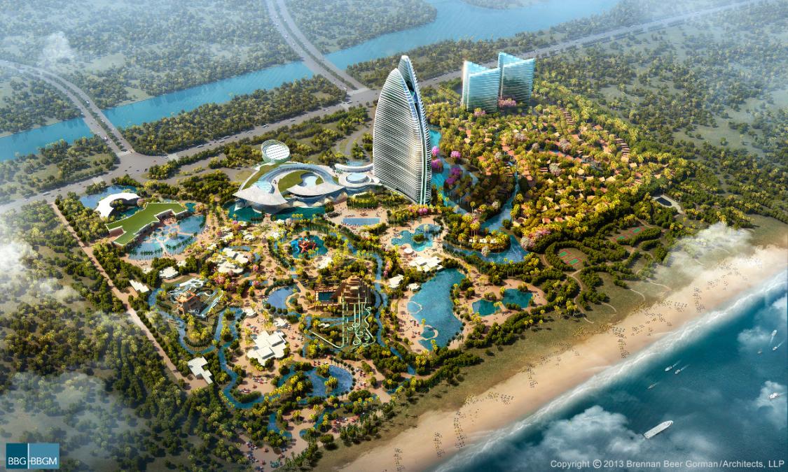 Kerzner announces new Atlantis resort in China