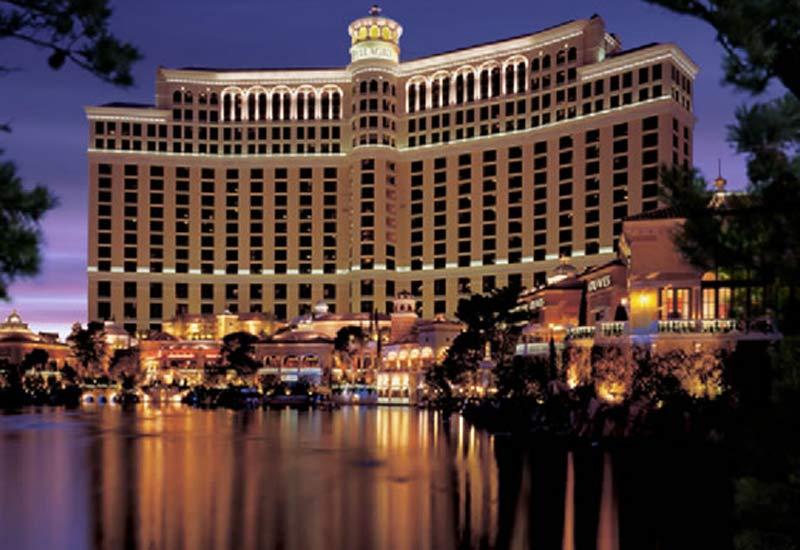 Dubai scoops Bellagio signing