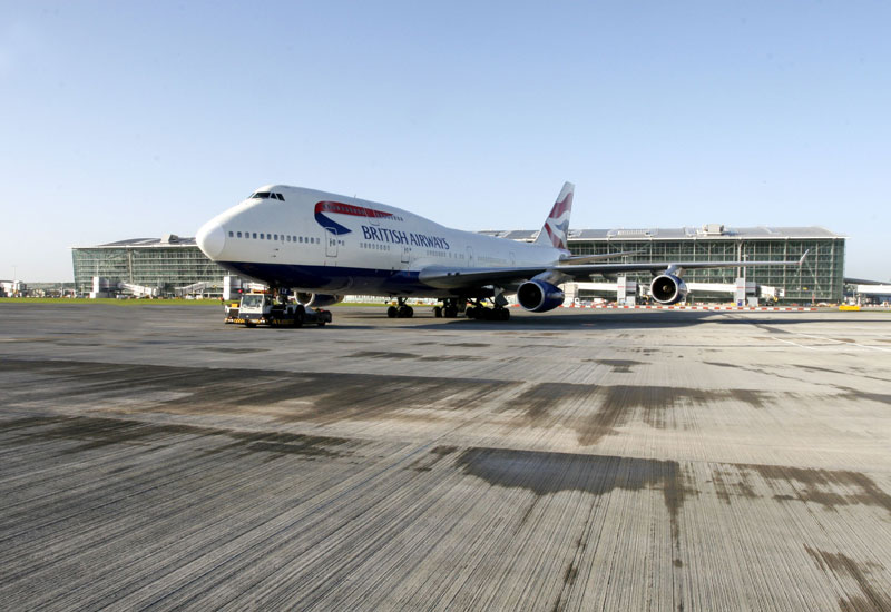 BA reveals top five destinations from Middle East